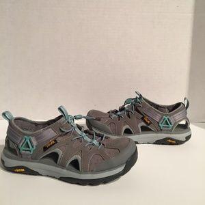 Teva Terra Float Wild Dove Active Lace Sneakers